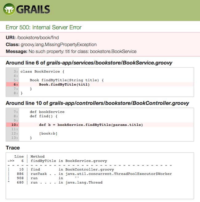 The Grails Framework 2 5 6